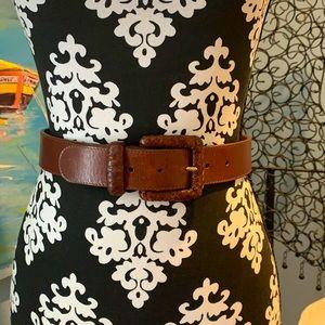 """Lady Canterbury Latigo Leather Belt, Numbered, 31"""""""